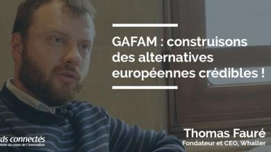 Photo de GAFAM : construisons des alternatives européennes crédibles !