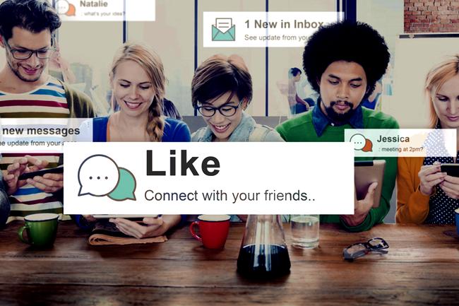 Moins de réseaux sociaux, plus de messageries privées : voilà ce que cela signifie pour les marques