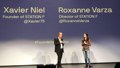 Photo de Foundation, la première série documentaire sur les start-up de Station F