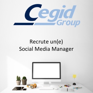 Cegid Recrute Social Media Manager