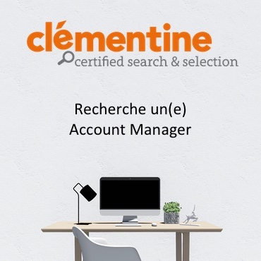 Clementine recrute Account Manager