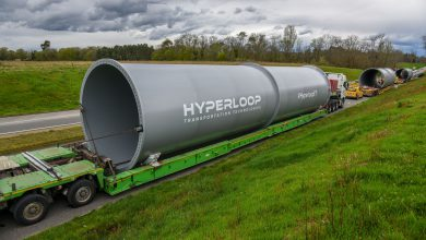 Photo de [INSIDERS] Les tubes Hyperloop arrivent à Toulouse