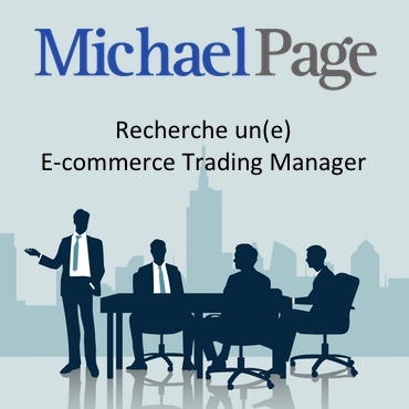 Michael Page recherche Ecommerce Trading Manager