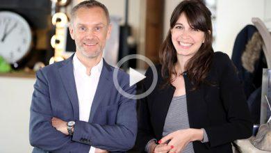 Photo de Le Débrief de la semaine avec Rachel Vanier (Station F) et Ronan Le Moal (Arkéa) avec Richard Menneveux, fondateur de FrenchWeb.fr