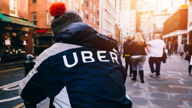Photo de Uber réduit sa perte de moitié au premier trimestre