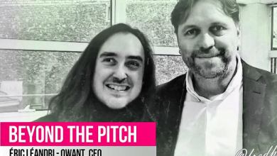 Photo de BeyondThePitch: Eric Léandri, CEO, Qwant