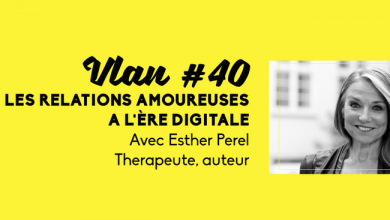 Photo de Les relations amoureuses à l'ère digitale avec Esther Perel