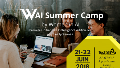 Photo de Women in AI lance la première édition de son Summer Camp à Paris