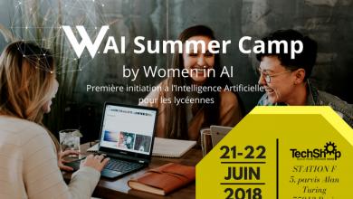 Photo de Women in AI lance la première édition de son Summer Camp à Paris