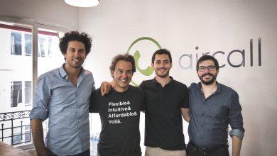 Photo de Aircall lève 25 millions d'euros pour dépoussiérer la téléphonie d'entreprise
