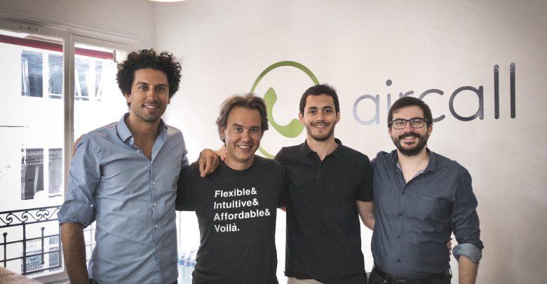 Aircall lève 25 millions d'euros pour dépoussiérer la téléphonie d'entreprise