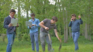Photo de EcoTree lève 1,2 million d'euros pour inciter les particuliers et les entreprises à reboiser les forêts françaises