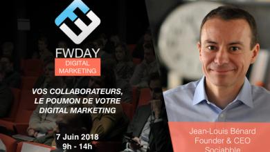 Photo de [FWDAY Digital Marketing] Le Q&A de Jean-Louis Bénard, fondateur de Sociabble