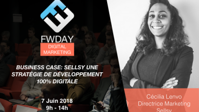 Photo de [FWDAY Digital Marketing] Le Q&A de Cécilia Lenvo, Directrice marketing de Sellsy