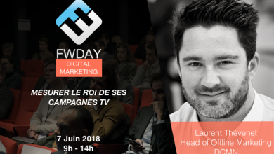 Photo de [FWDAY Digital Marketing] Le Q&A de Laurent Thévenet, Head of Offline marketing de DCMN