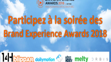 Photo de Brand Experience Awards