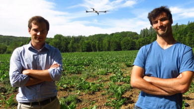 Photo de [FW Radar] Chouette, la start-up qui surveille les vignes via un drone