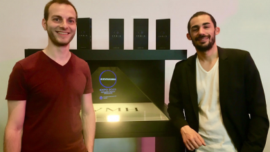 Photo de [FW Radar] Orbis Holographics, la startup de production d'hologrammes