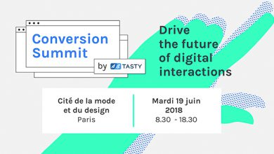 Photo de Première édition du Conversion Summit, drive the future of digital interactions