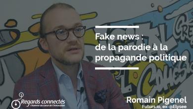 Photo de Fake news : de la parodie à la propagande politique