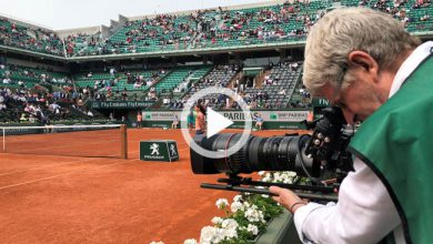 Photo de Roland-Garros, terrain de jeu d'innovation pour France Télévisions
