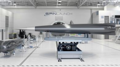 Photo de 40 millions de dollars pour la catapulte spatiale de SpinLaunch