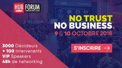 Photo de Hub Forum Paris 2018