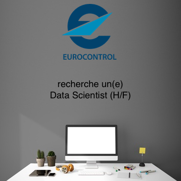 Eurocontrol recherche un Data Scientist
