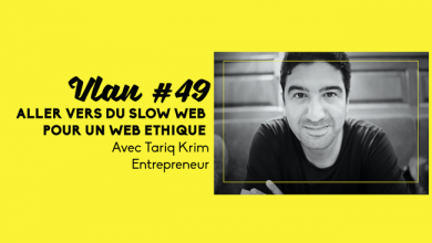 Photo de [Podcast] Le slow web: vers une vision plus éthique d'Internet