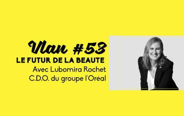 Photo de Le futur de la beauté avec Lubomira Rochet