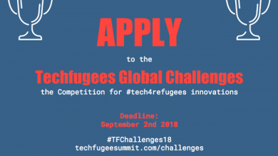 Photo de Techfugees Global Summit