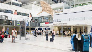 Photo de L'aéroport de Nice inaugure un système de reconnaissance faciale