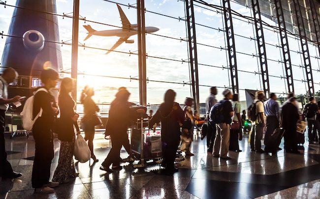 Comment l'aéroport intelligent permet d'absorber plus de passagers - FrenchWeb.fr