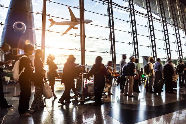 Comment l'aéroport intelligent permet d'absorber plus de passagers