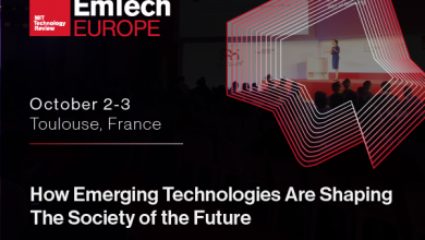 Photo de EmTech Europe