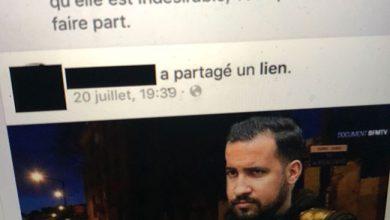 Photo de Facebook dément avoir censuré un site parodique belge