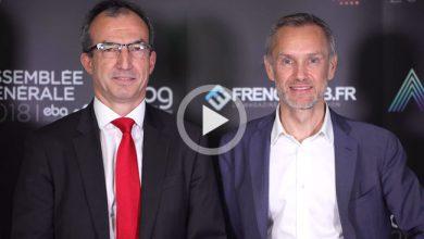 Photo de Les banques françaises face aux géants technologiques, avec Benoît Heitz (Sopra Steria) et Ronan Le Moal (Arkéa)