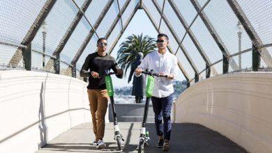Photo de Uber se lance dans les trottinettes électriques avec Lime