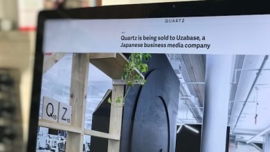 Photo de Le site d'information Quartz cédé par Atlantic Media au japonais Uzabase
