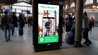 Photo de Les écrans numériques, nouveau réservoir de croissance pour la publicité extérieure