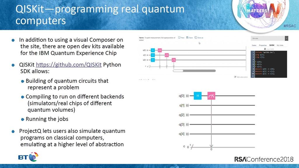 Comprendre l'informatique quantique – outils de développement