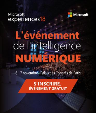 Microsoft Experiences 2018