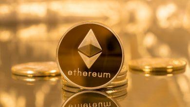 Photo de L'ether, une cryptomonnaie victime du succès de sa blockchain
