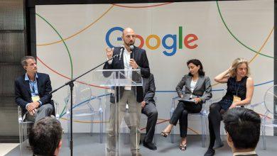 Photo de Google inaugure un laboratoire d'intelligence artificielle à Paris