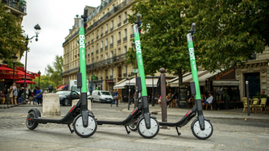Photo de [INSIDERS] Trottinettes électriques: la Mairie de Paris tire la sonnette d'alarme