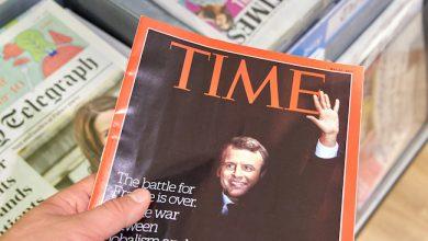 Photo de Le patron de Salesforce met la main sur le magazine Time pour 190 millions de dollars