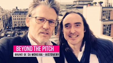 Photo de BeyondThePitch: Histovery et son CEO : Bruno de Sa Moreira