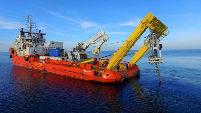KaloKio Cable-sous-marin