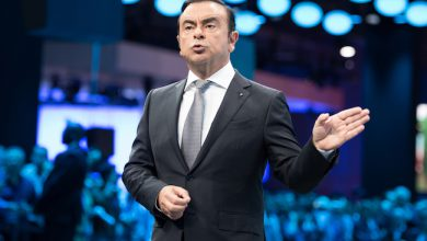 Photo de Carlos Ghosn (Renault-Nissan-Mitsubishi) ne voit pas Google comme une menace