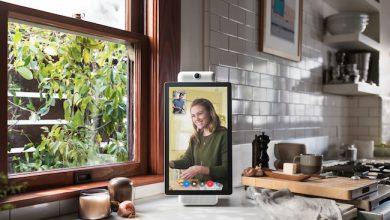 Photo de Facebook lance Portal, son écran intelligent pour passer des appels vidéo